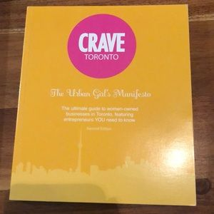 "Other - CRAVE Toronto ""the Urban Girls Manifesto"""